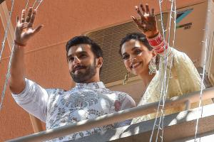 DeepVeer Wedding Reception: Ranveer, Deepika Greet Fans in Bengaluru