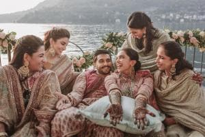 Pictures From Ranveer Singh and Deepika Padukone's Fairytale Wedding