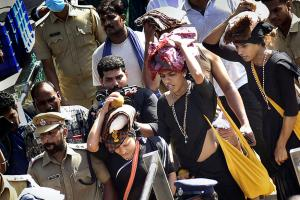 Four Transgenders Complete Lord Ayyappa's Darshan in Sabarimala