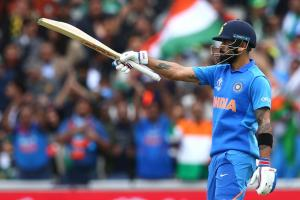 Virat Kohli Becomes Fastest Batsman to Score 11000 ODI Runs