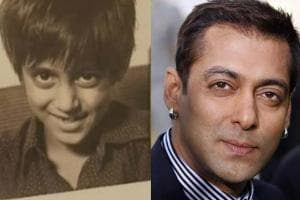 Children's Day|Childhood Photos Of Popular Celebrities You May Have Missed