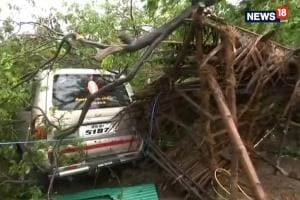 Cyclone Gaja Makes Landfall In Tamil Nadu, Over 81,000 Evacuated