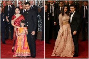 Stars at Isha Ambani & Anand Piramal's Wedding at Antilia