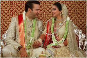 Isha Ambani, Anand Piramal Tie the Knot at Mukesh Ambani's Antilia