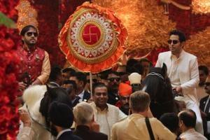 PHOTOS: Isha Ambani and Anand Piramal's Wedding Ceremony