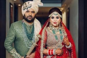 Celebs in News: Kapil Sharma Marries Longtime GF Ginni