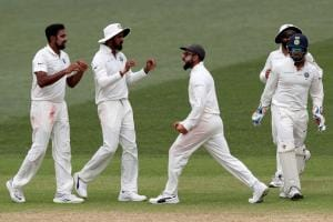 Interesting Pictures from India vs Australia First Test Match