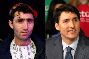 Afghani Singer Looks Just Like Canadian PM Justin Trudeau; See Pics