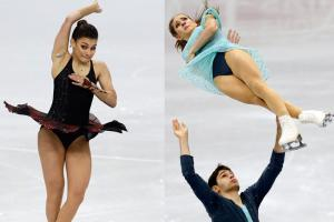 16 Striking Photos from European Figure Skating Championships 2019