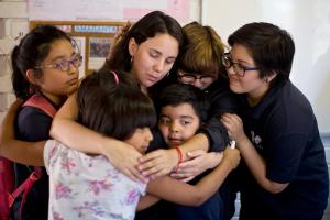 Pictures From First Trans School That Protects Children From Bullying