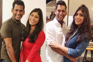 Kollywood Star Vishal To Marry Anisha Alla in March 2019