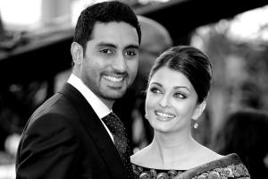 Aishwarya-Abhishek's 12th Wedding Anniversary: 21 Must See Pictures