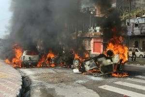 Pulwama Attack Aftermath: Jammu Burns as Protesters Clash With Cops