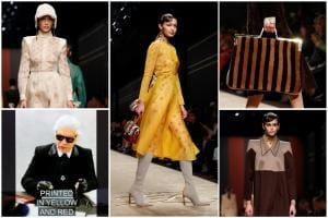 In Pictures: Karl Lagerfeld's Final Fendi Collection