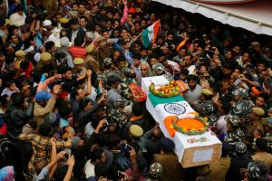 Pulwama Terror Attack: India Bids Tearful Adieu to Martyrs