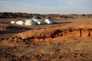 China Sets Up Mars in Gobi Desert, Invites Teenagers For Trip