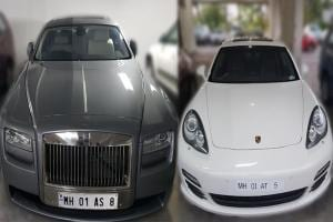 From Rolls-Royce to Porsche - Nirav Modi's Luxury Cars Go on Auction
