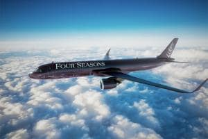 Four Seasons Private Jet: Sneak Peek Into All Luxury Air Travel