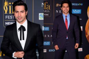 Happy Birthday Varun Dhawan: 15 Stunning Red Carpet Looks