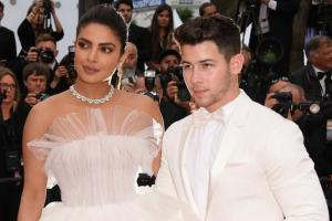 PICS: Priyanka Chopra, Nick Jonas at the Cannes Film Festival 2019