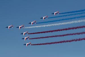 Best Pictures from the 53rd International Paris Air Show