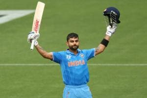 Virat Kohli Becomes Fastest Batsman to Score 20000 International Runs