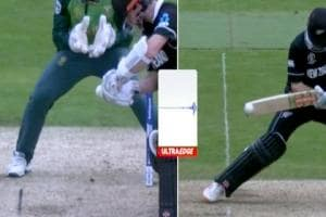 'Why Didn't Kane Williamson Walk?' Twitter Divided as DRS Blunder Virtually Knocks South Africa Out