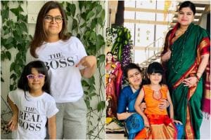 Poonam Mahajan's Duo With Daughter Gives Some Major Style Goals