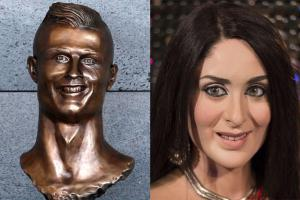 In Pictures - 20 Messed-Up Statues of Famous Celebrities
