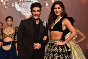 LFW 2019: Katrina Kaif Walks the Ramp for Manish Malhotra