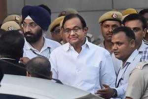 INX Media Case: P Chidambaram Sent to CBI Custody Till August 26