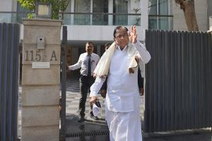 INX Media Case: Lookout Notice For P Chidambaram, Faces Arrest
