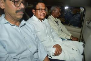 INX Media Case: P Chidambaram Arrested, to Be Produced in CBI Court Tomorrow