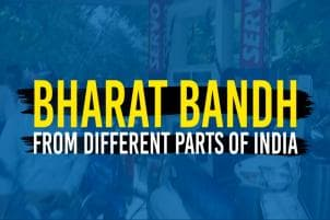 Bharat Bandh Observed in Different Parts of India