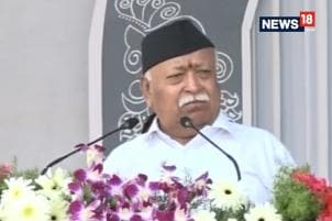'Centre Should Bring Law To Build Ram Mandir': Mohan Bhagwat