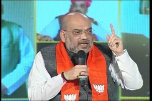 Opposition Alliances Is No Match For The BJP: Amit Shah