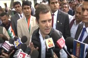 News18 Excerpts: Rahul Gandhi Welcomes Sister Priyanka's Foray Into Active Politics