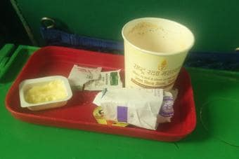Indian Railways Serves a Dose of 'Hindutva' With Meals