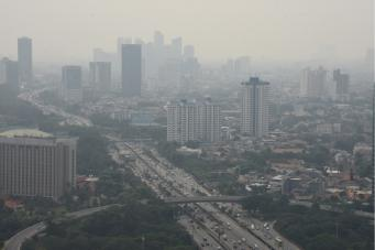 Image result for Indonesia Regulates Private Cars in Jakarta Via Odd-Even Scheme to Cut Choking Pollution