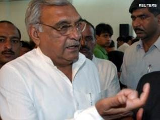 Hooda casts vote, claims clean sweep for Cong - News18
