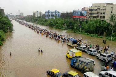 As Mumbai Crumbles Under Rain Again, BMC Boss Says Too Many People Crowding the City