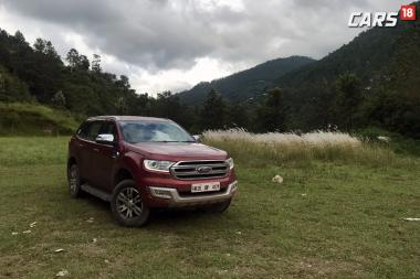 Ford Endeavour Titanium 2 2 4x2 AT Review: The Value For Money