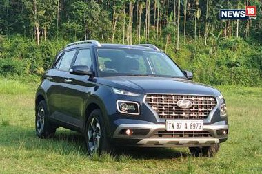 Hyundai Venue Compact SUV First Drive Review – Small Wonder - News18