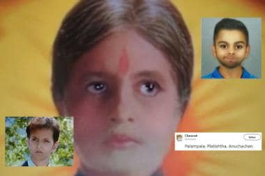 Image result for Internet is Trying Snapchat's Baby Filter on Indian Celebrities and the Results are Adorable