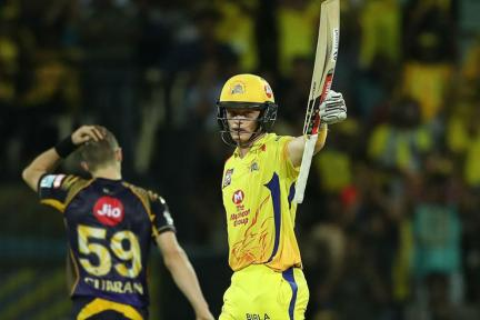In Pics, IPL 2018, Match 5, Chennai Super Kings vs Kolkata Knight Riders