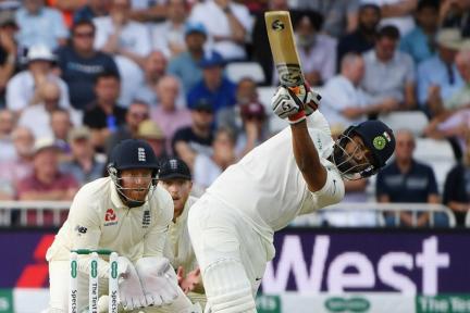 In Pics | England vs India, Third Test, Day 1 at Trent Bridge