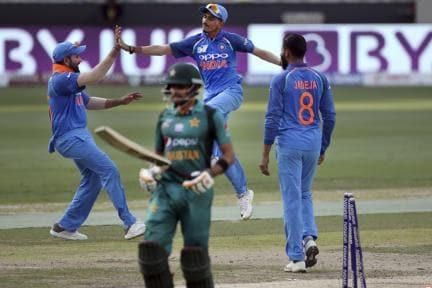 In Pics   India vs Pakistan, Asia Cup 2018, Super Four