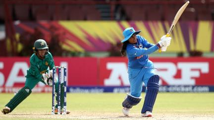 In Pics | India vs Pakistan, ICC Women's World T20 2018 in the Caribbean