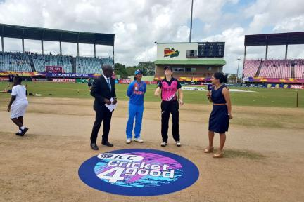 In Pics | India vs New Zealand, ICC Women's World T20 2018 in the Caribbean