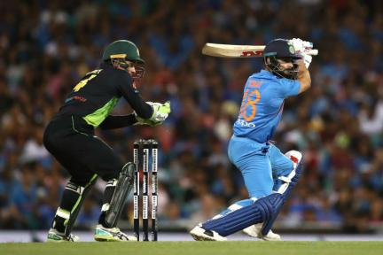 In Pics | India vs Australia, Third T20I in Sydney